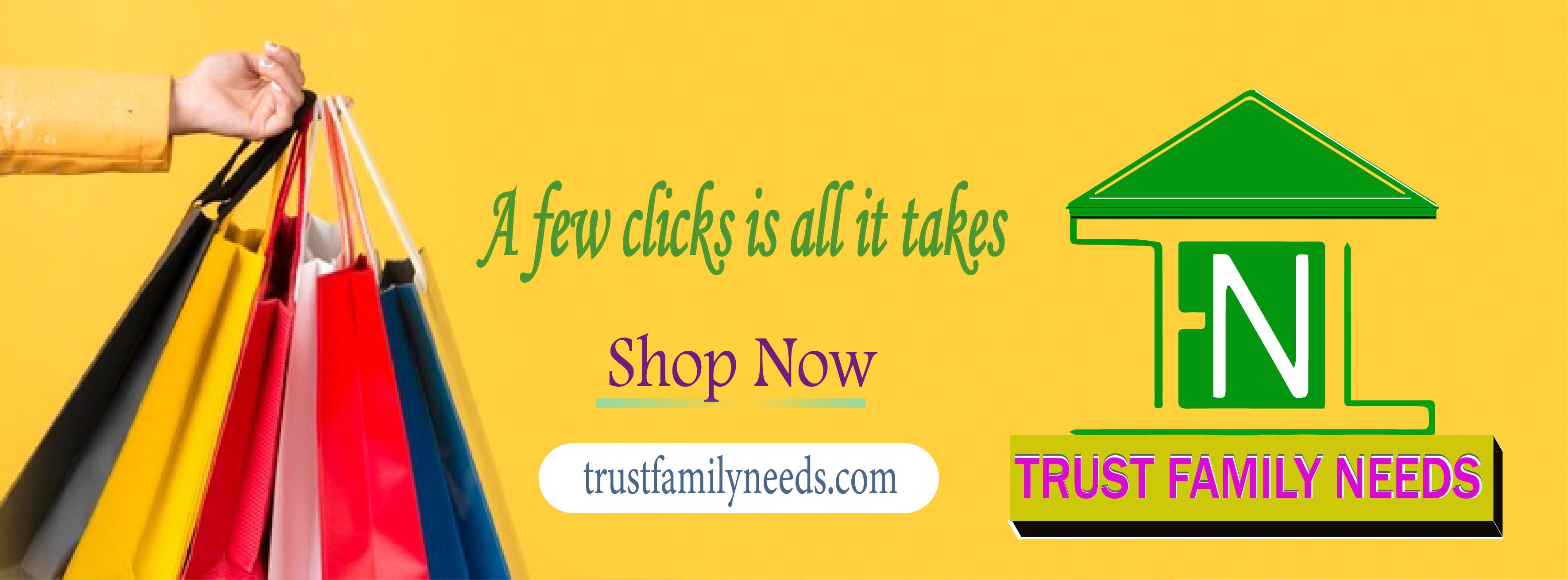 Trust Family Needs promo